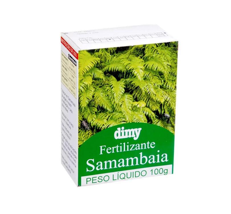 Fertilizante para Samambaias